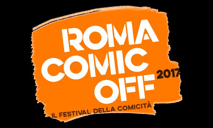 LOGO Roma Comic Off 2017